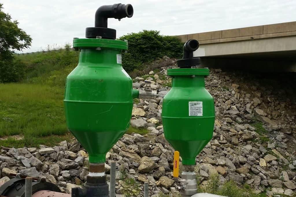 H-Tec air release valves