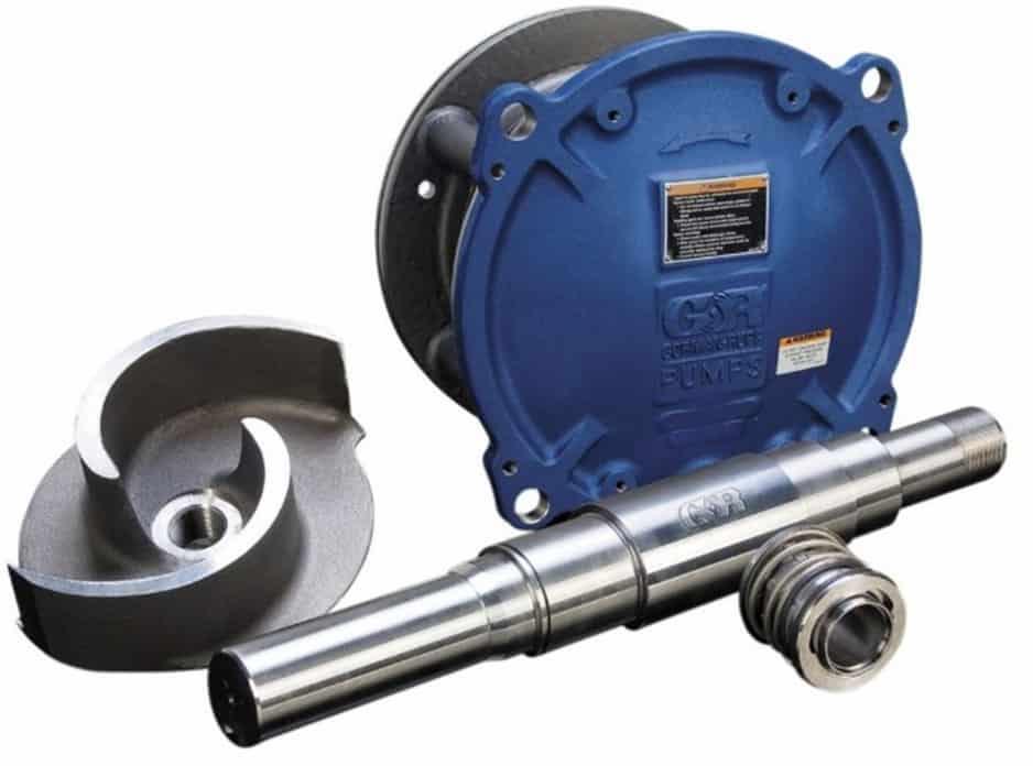 Gorman-Rupp pump parts